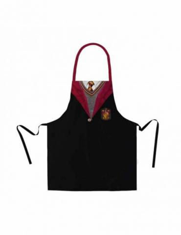 Gryffindor Uniforme Escolar Delantal Packaging Carton Harry Potter