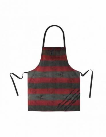 Delantal Freddy Pesadilla En Elm Street Packaging Carton