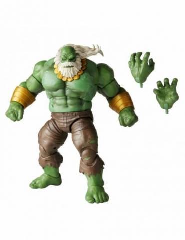 Figura Marvel Legends F02195l0 Hulk Maestro 15 cm