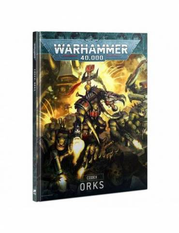 Codex: Orks (Inglã©S)