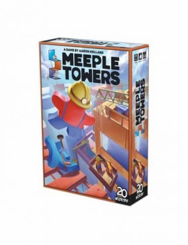 Meeple Towers