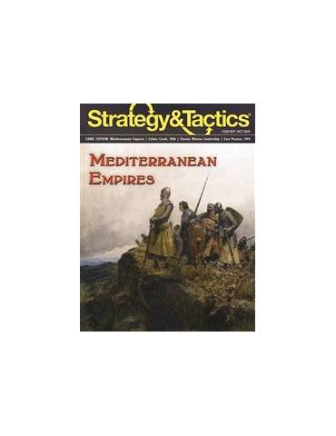 Strategy & Tactics 330 Mediterranean Empires Struggle For the Middle Sea