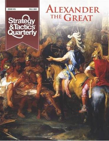 Strategy & Tactics Quarterly 15 Alexander