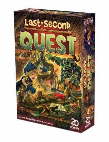 Last-second Quest