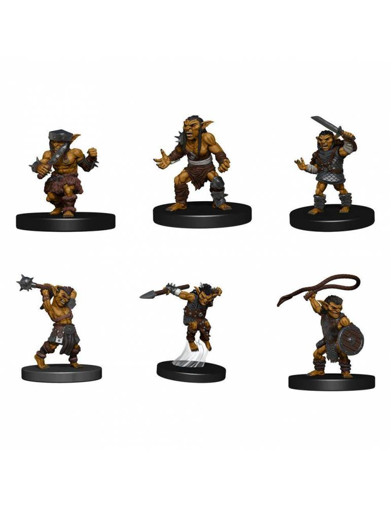 D&d Icons Of The Realms: Miniaturas Goblin Warband
