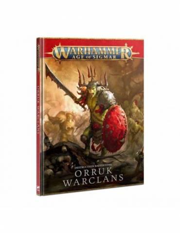 Tomo De Batalla: Orruk Warclans (Castellano)