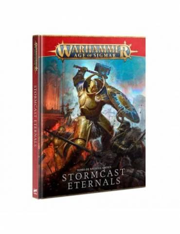 Tomo De Batalla: Stormcast Eternals (Castellano)