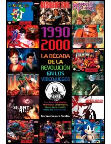 1990-2000 La Decada De La Revolucion En Los Videojuegos