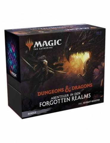 Magic The Gathering D&d Abenteuer In Den Forgotten Realms Bundle (alemán)