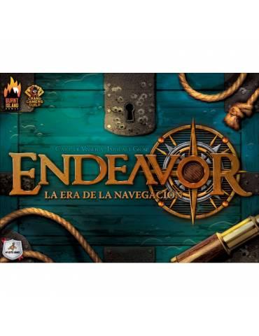 Pack Endeavor + La Era de...