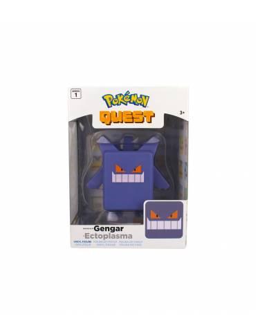 Figura Pokémon Quest: Gengar