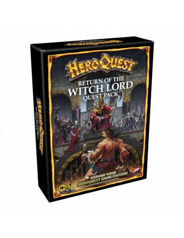 HeroQuest: Return of the...