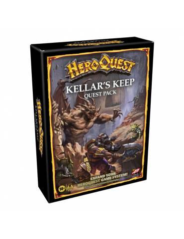 HeroQuest: Kellar's Keep...