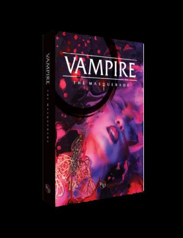 Vampire RPG 5th Ed. Core Rulebook