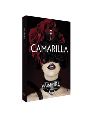Vampire RPG Camarilla Sourcebook