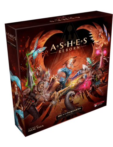 Ashes Reborn: Rise of...