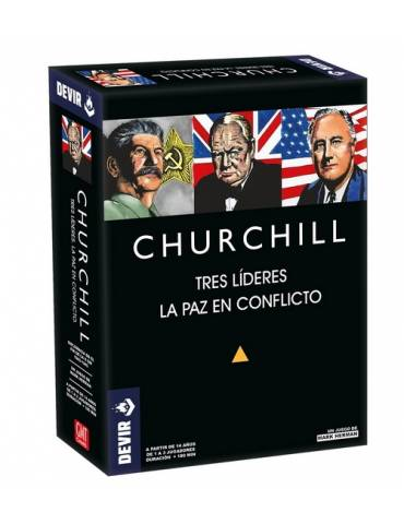 Churchill (Castellano)