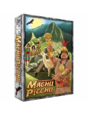 The Princes of Machu Picchu...