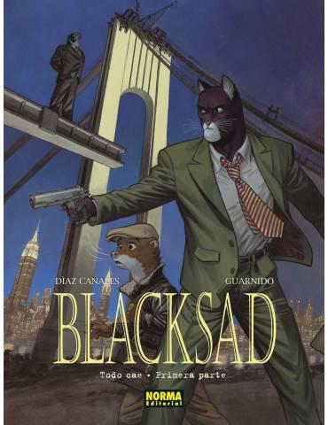 Blacksad 06: Todo cae -...