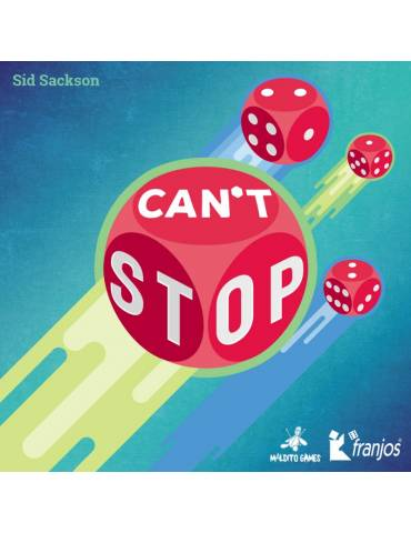 Can't Stop (Castellano)