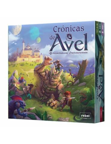 Crónicas de Avel