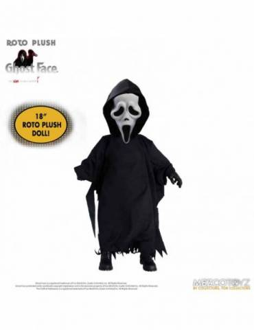 Ghost Face Peluche 46 Cm Mds Roto Plush The Scream
