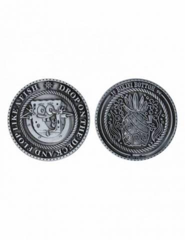 Bob Esponja Moneda Limited Edition