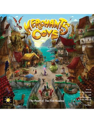 Merchants Cove (Inglés)
