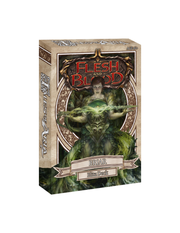 Flesh and Blood: Tales of...