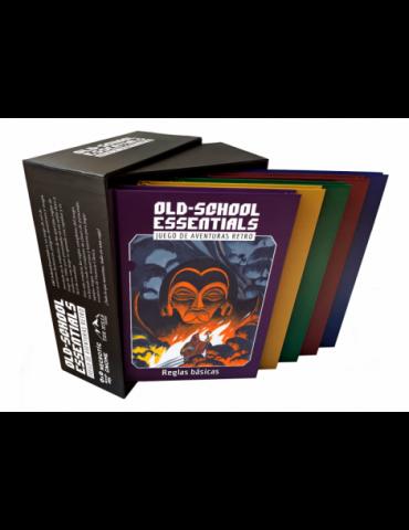 Old-School Essentials: ¡Lo quiero todo! + Copia Digital