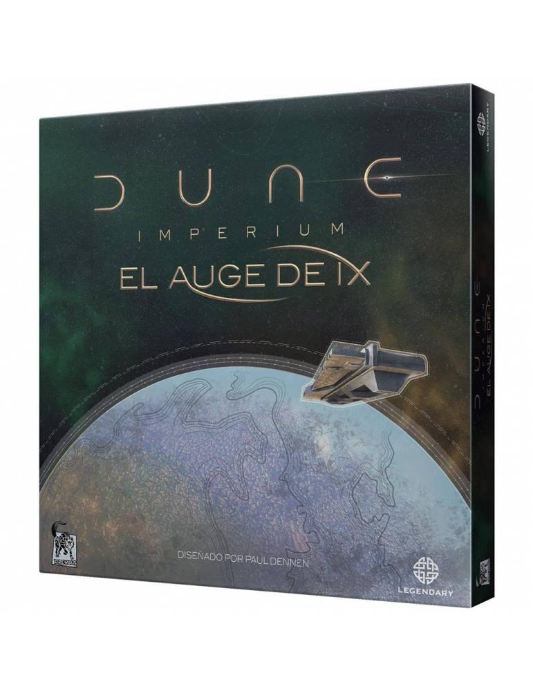 Dune Imperium: El auge de Ix (Castellano)