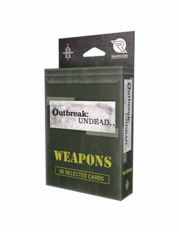 Outbreak: Undead 2nd Edition - Weapons Deck