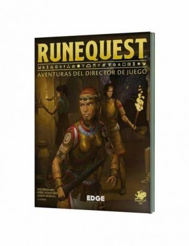 RuneQuest: Aventuras del Director de juego