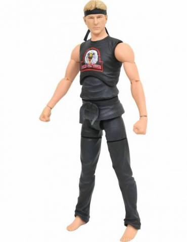 Figura Cobra Kai Previews Exclusive Johnny Lawrence Eagle Fang 18 cm