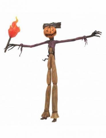Figura The Nightmare Before Christmas Series 2 Action Figure Pumpkin King Jack Fig. 24 cm