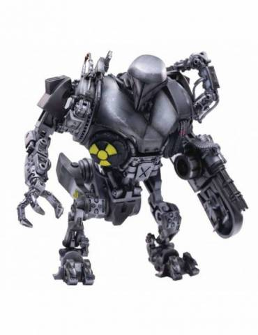 Figura Robocop Previews Exclusive 1/18 Scale Robocain 13 cm