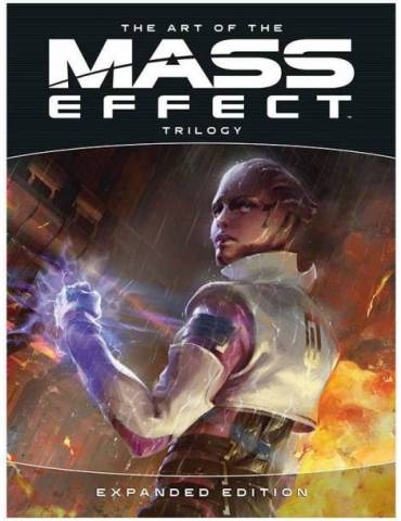 Mass Effect Artbook The Art Of The Mass Effect Trilogy: Expanded Edition *inglÉs*