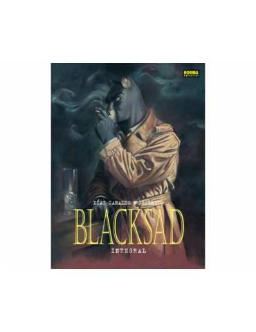 Blacksad Integral (Ed. en castellano) Vol. 1 a 5.