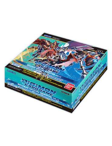 Digimon TCG: Release Special Booster Display Ver.1.5 BT01-03 - Sobre