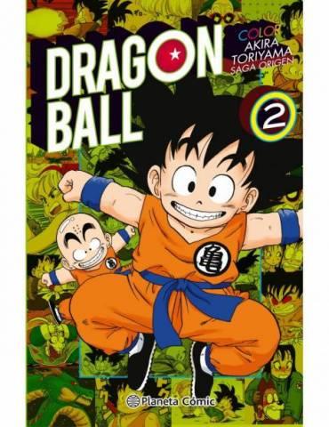 Dragon Ball Color Origen Y Red Ribbon Nº02/08