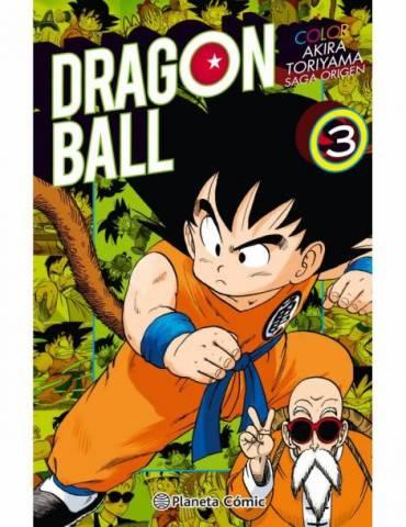 Dragon Ball Color Origen Y Red Ribbon Nº03/08