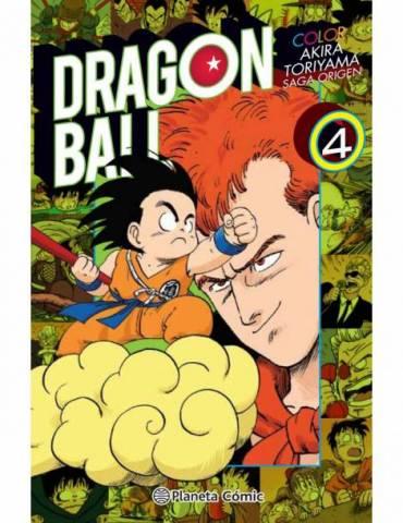 Dragon Ball Color Origen Y Red Ribbon Nº04/08