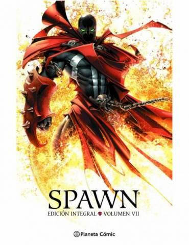 Spawn Integral Nº07