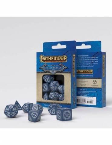 Pathfinder Hell's Rebels Dice Set (7)
