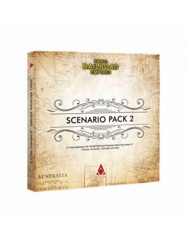 Small Railroad Empires Scenario Pack 2