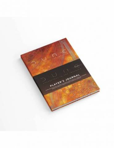 Dune Rpg Player's Journal HS-Code: 49019900