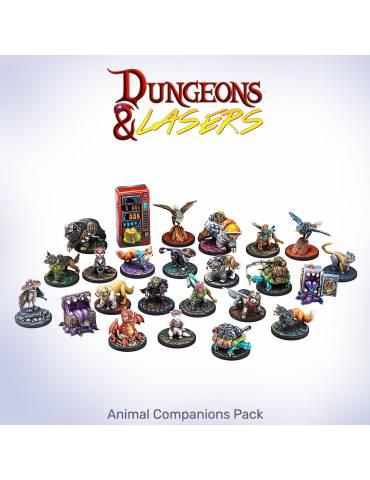 Dungeons & Lasers Animal...