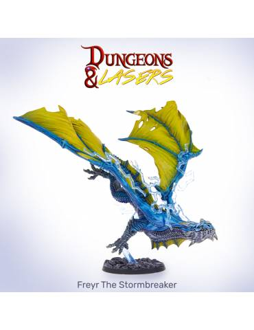 Dungeons & Lasers Freyr The...