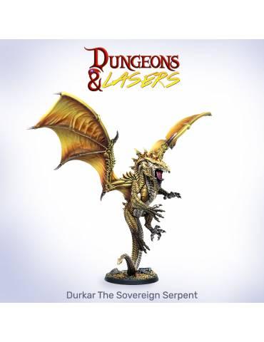 Dungeons & Lasers Durkar...