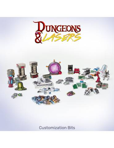 Dungeons & Lasers Sci-fi...